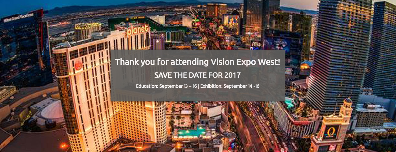 International Vision Expo & Conference West