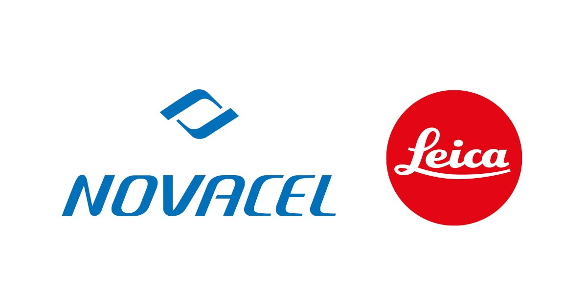 Logos Novacel und Leica