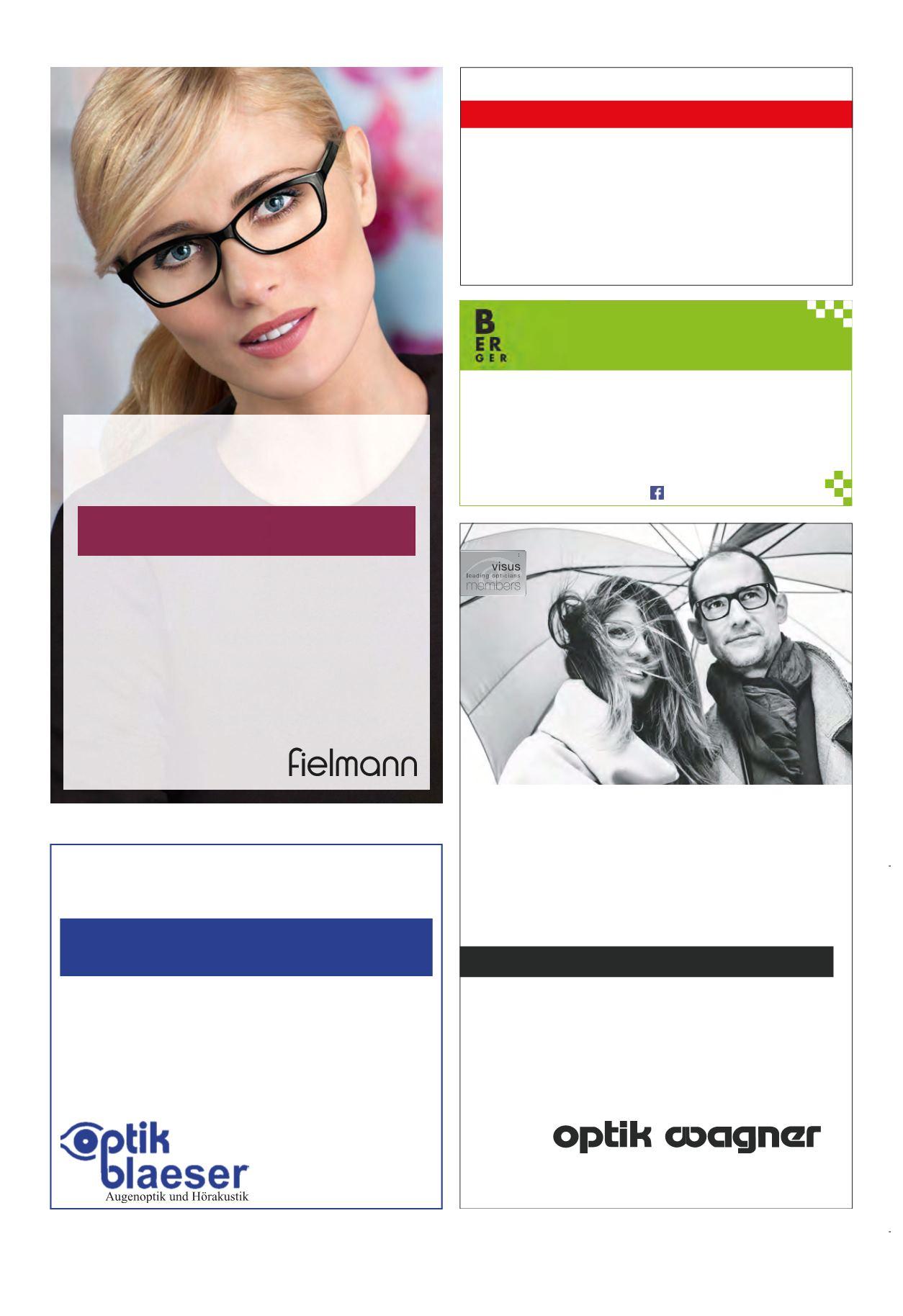 page background - Fielmann Bewerbung
