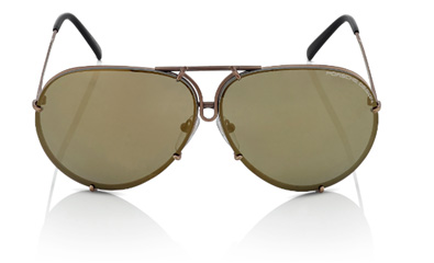 Brille Porsche Design Flash Gold