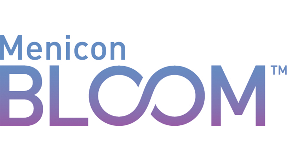 "Logo zum ""Menicon Bloom Myopia Control Management Systemsein"""