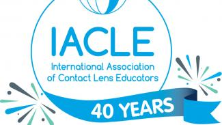 Logo der International Association of Contact Lens Educators
