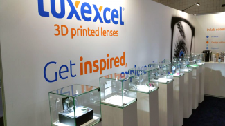 Luxexcel-Stand